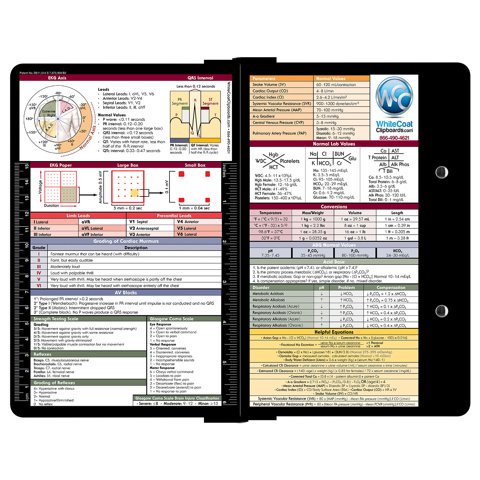 WhiteCoat Clipboard - Medical Edition