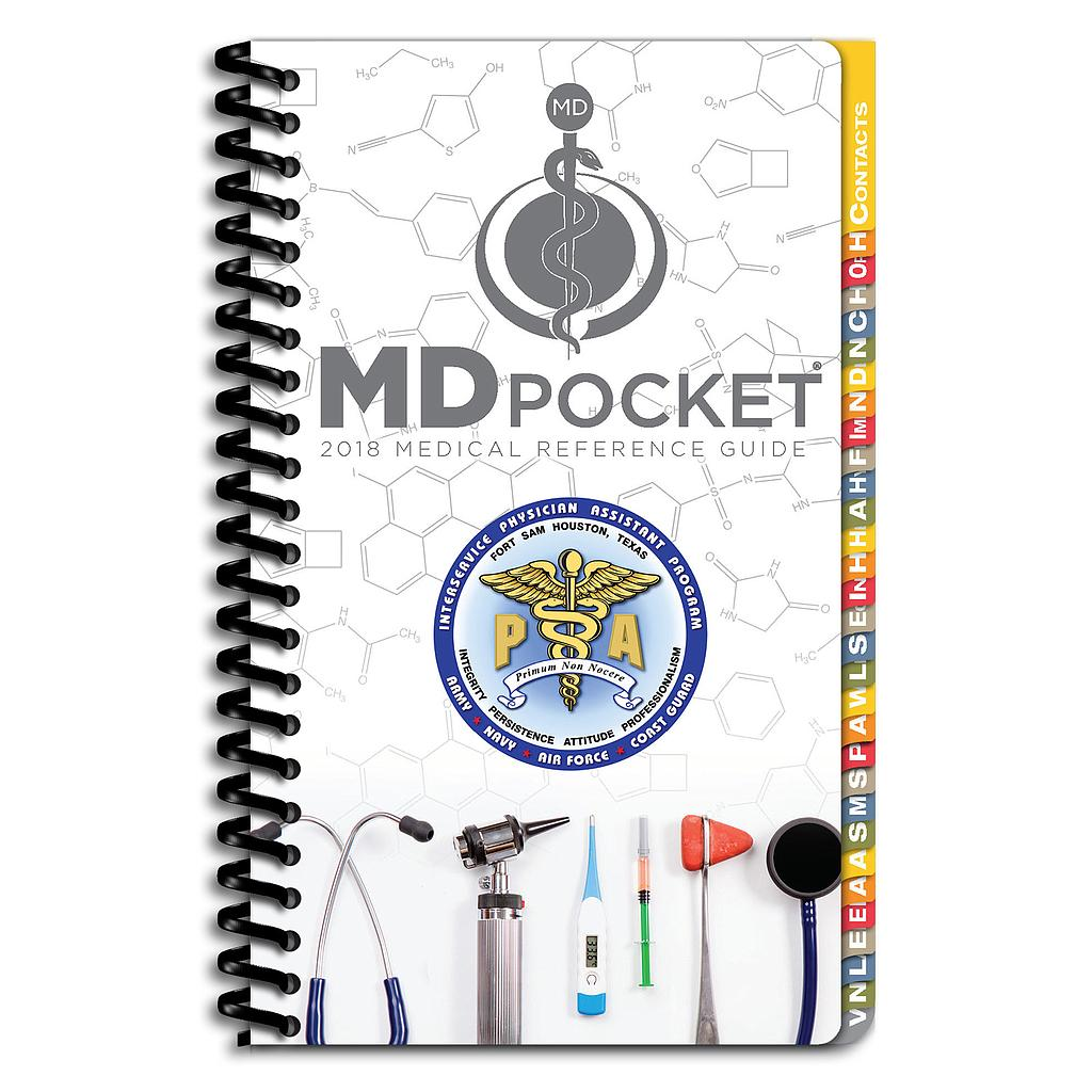 MDpocket Fort Sam Houston Physician Assistant